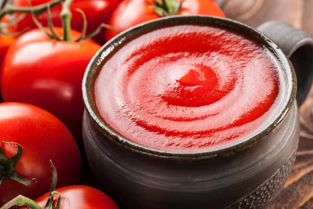 Receta de Salsa Ketchup