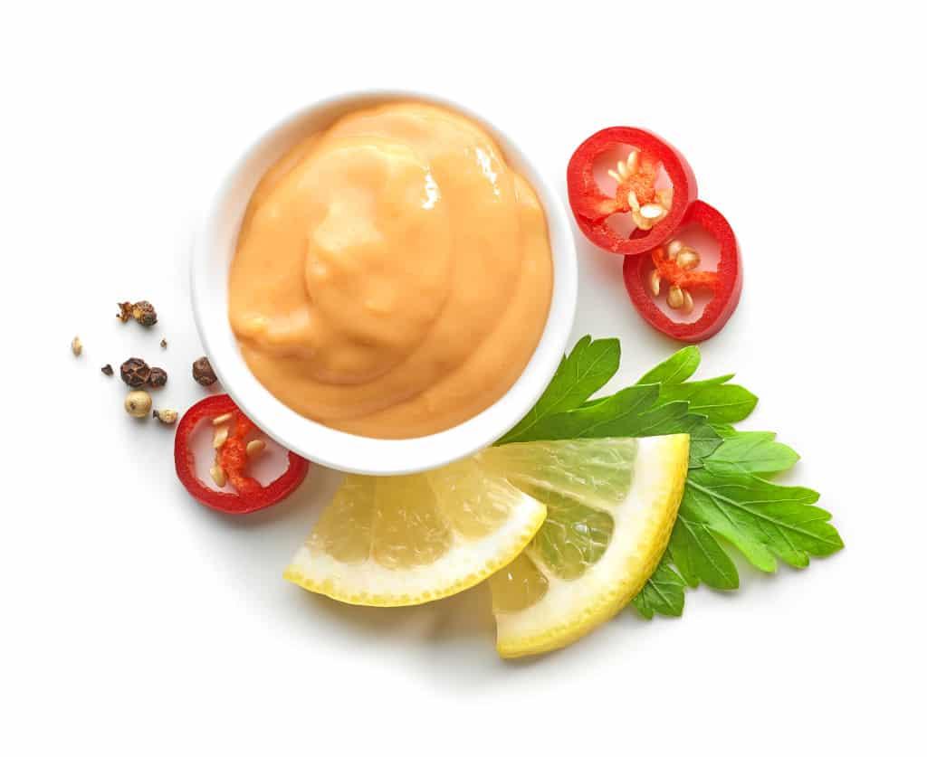 Receta de Salsa Lemon Pepper