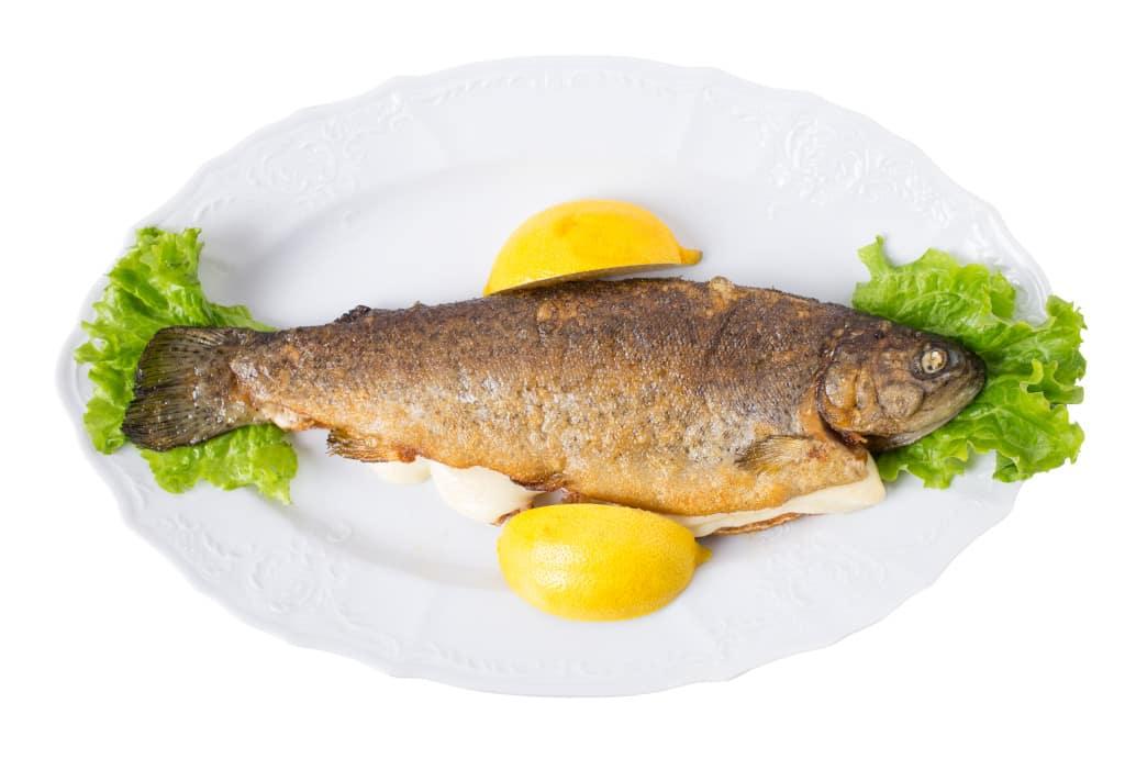 Receta de Salsa Limón para Pescado