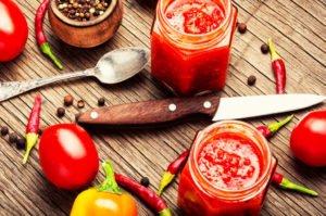 Receta de Salsa Pomarola