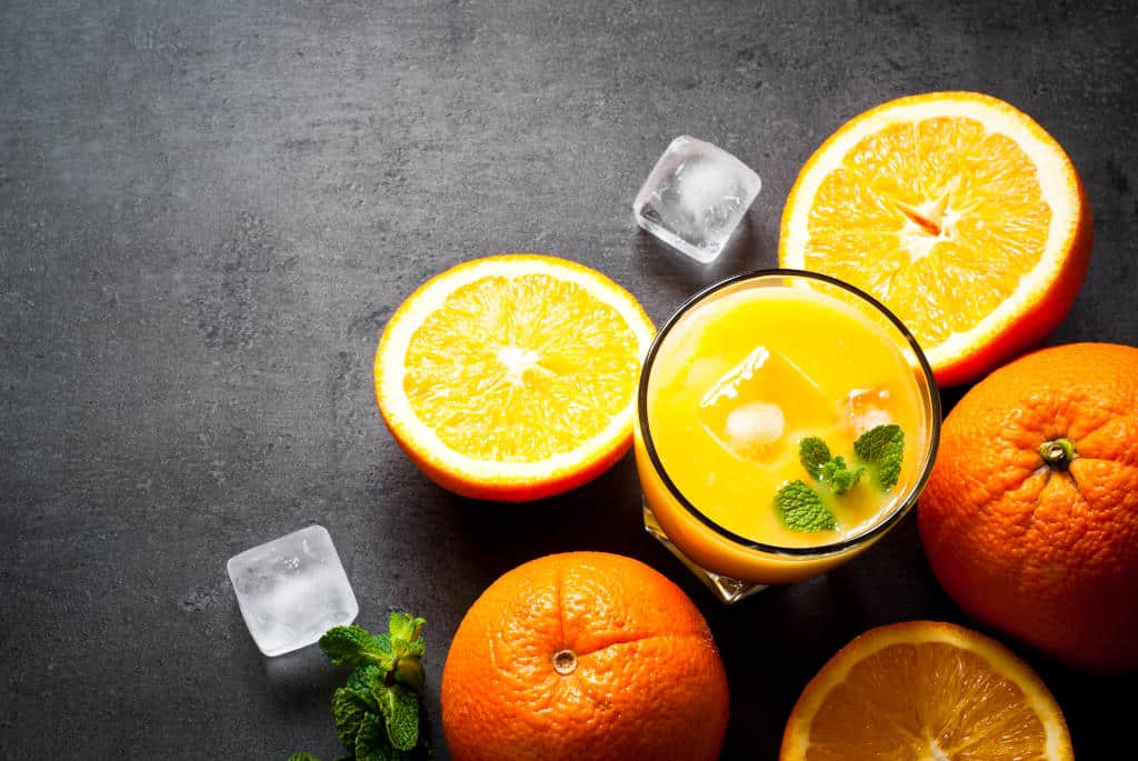 Receta de Salsa de Naranja