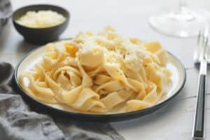 Receta de Salsa de Queso Parmesano