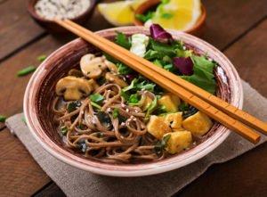 Receta de Sopa Miso con Tofu