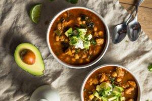 Receta de Sopa Poblana Mexicana