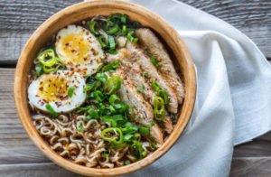 Receta de Sopa Ramen Japonesa