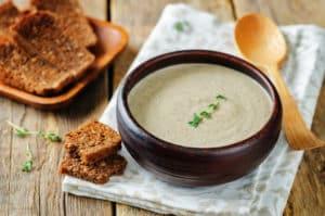 Receta de Sopa Fría de Melón