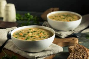 Receta de Sopa de Coliflor Toscana