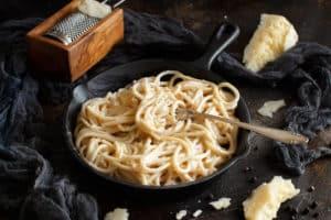 Receta de Pasta Cuatro Quesos