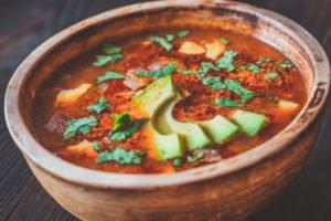 Receta de Sopa Oaxaqueña