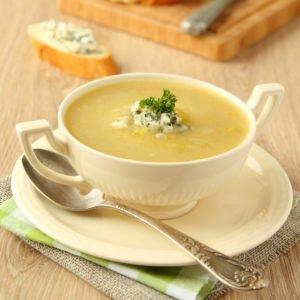 Receta de Sopa de Cebolla Francesa