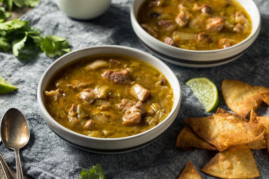 Receta de Sopa de Chile