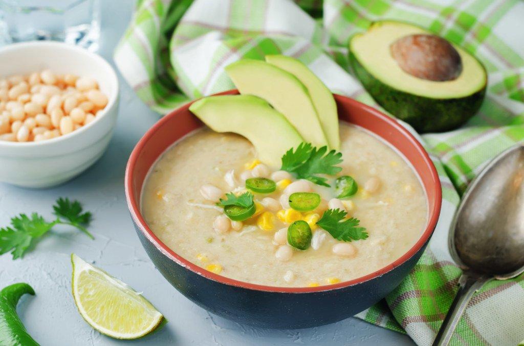 Receta de Sopa de Lima con Pollo