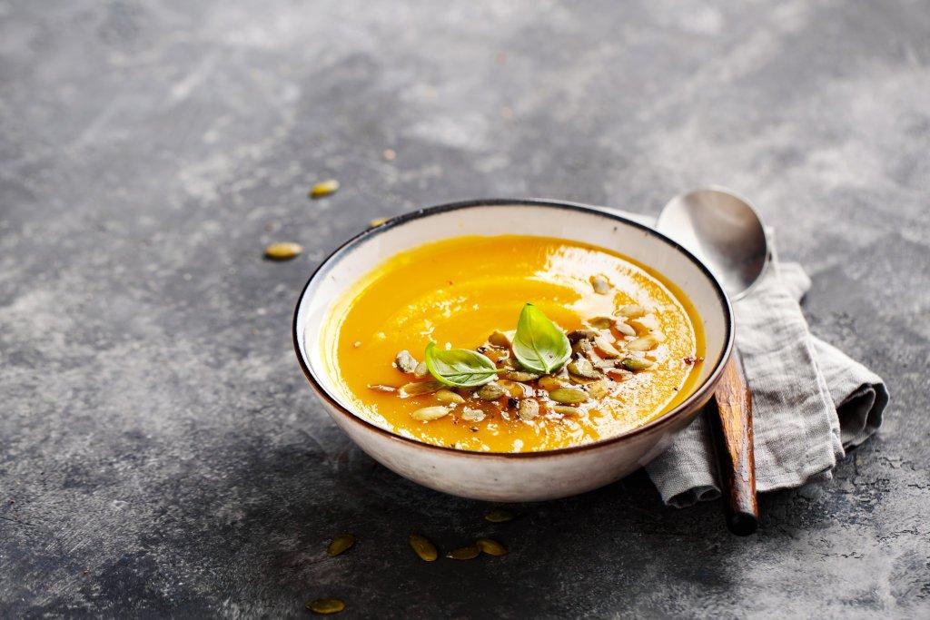 Receta de Sopa de Papa con Zanahoria