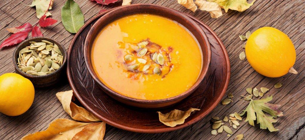 Receta de Sopa de Zapallo