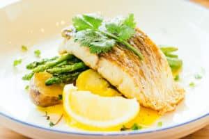 Receta de Pescado Bagre en Salsa de Limón