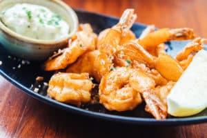 Receta de Camarones Gourmet