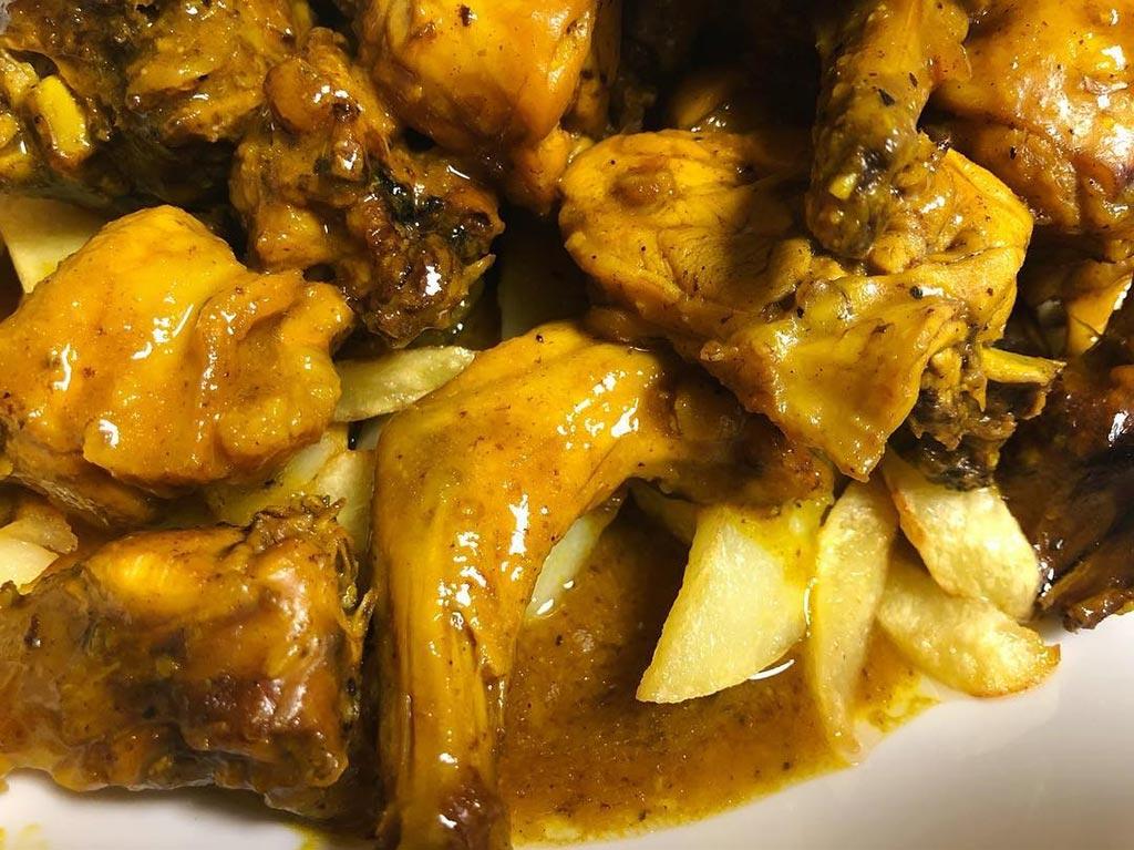 Receta de Conejo en Salsa Mostaza