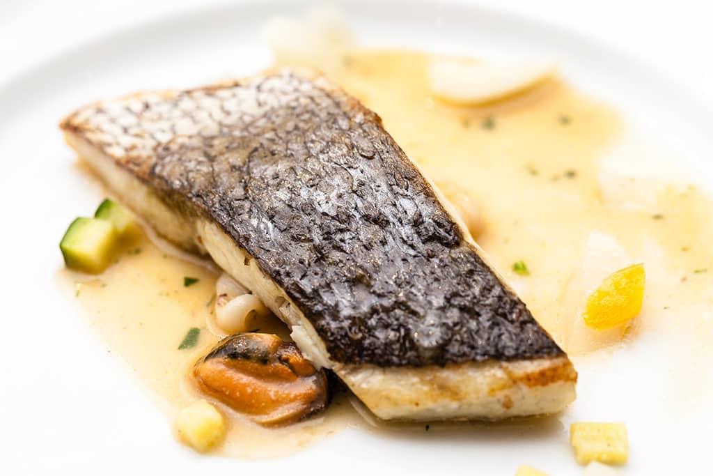 Receta de Pescado Marlin en Salsa Miso
