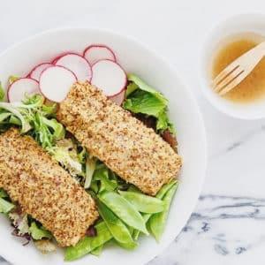 Receta de Pescado con Quinoa