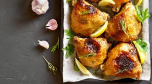 Receta de Pollo Italiano
