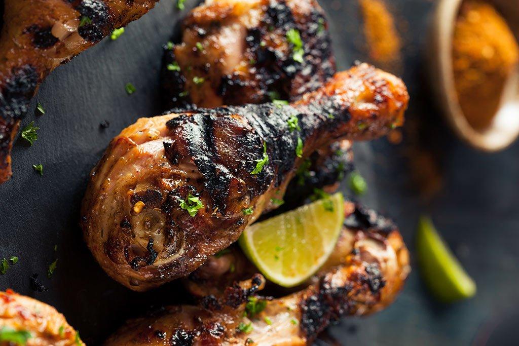 Receta de Pollo Jamaicano