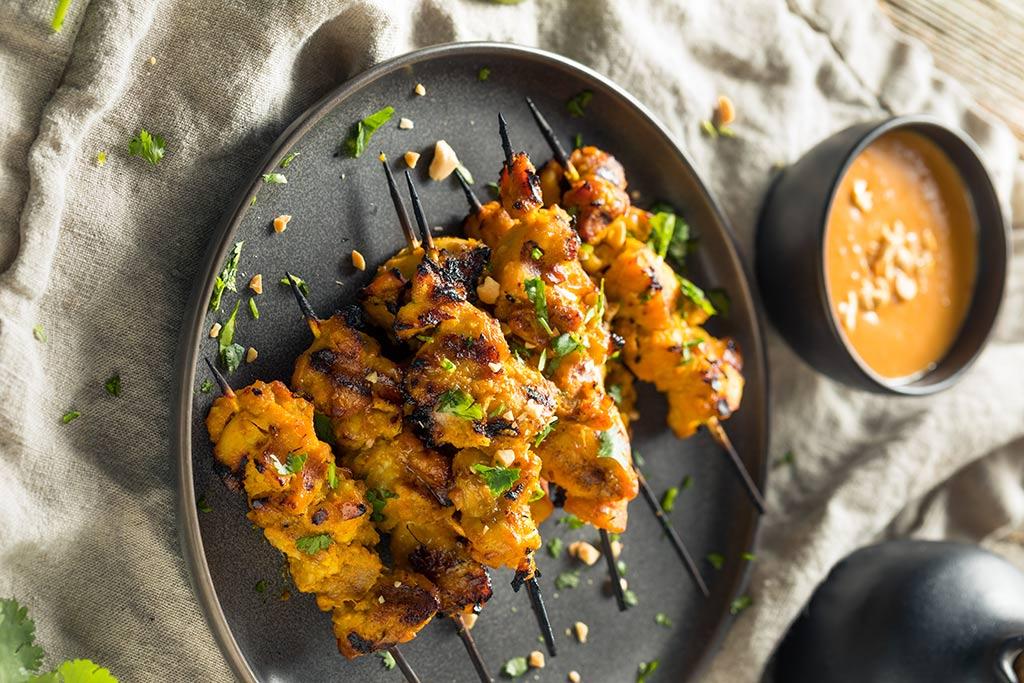 Receta de Pollo Thai