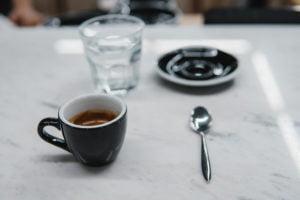 Receta de Café Americano con Miel