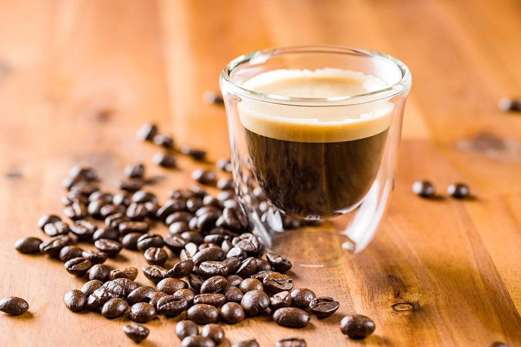 Receta de Café Espresso