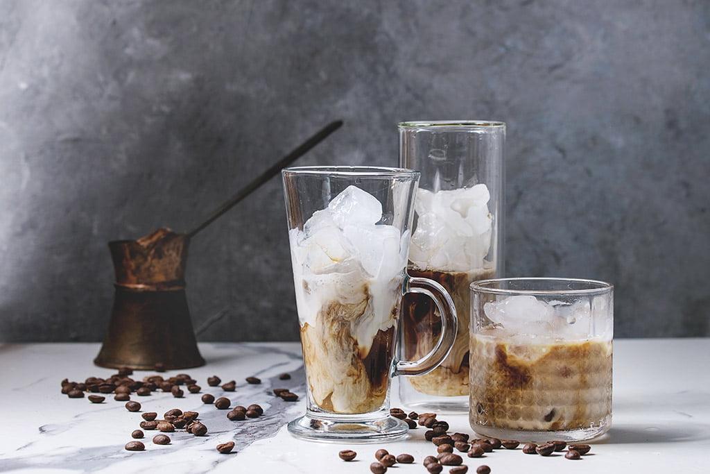 Receta de Café Frío