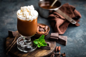 Receta de Café Frappe
