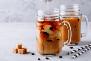 Receta de Café Helado con Leche Condensada