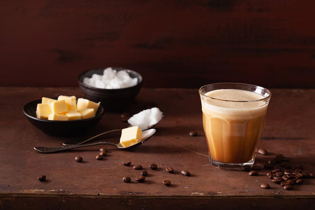 Receta de Café Keto