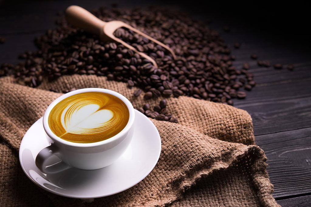 Receta de Café Latte