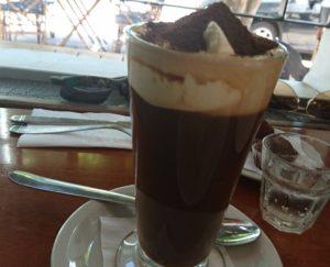 Receta de Café Suizo