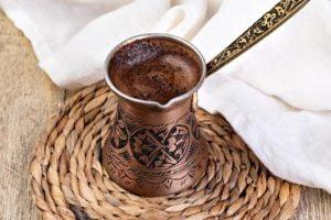 Receta de Café Turco