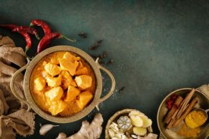Receta de Carne de Res al Curry