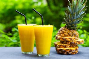 Receta de Jugo Tropical