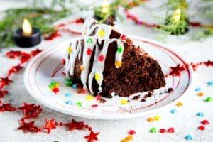 Receta de Pastel Frío de Chocolate