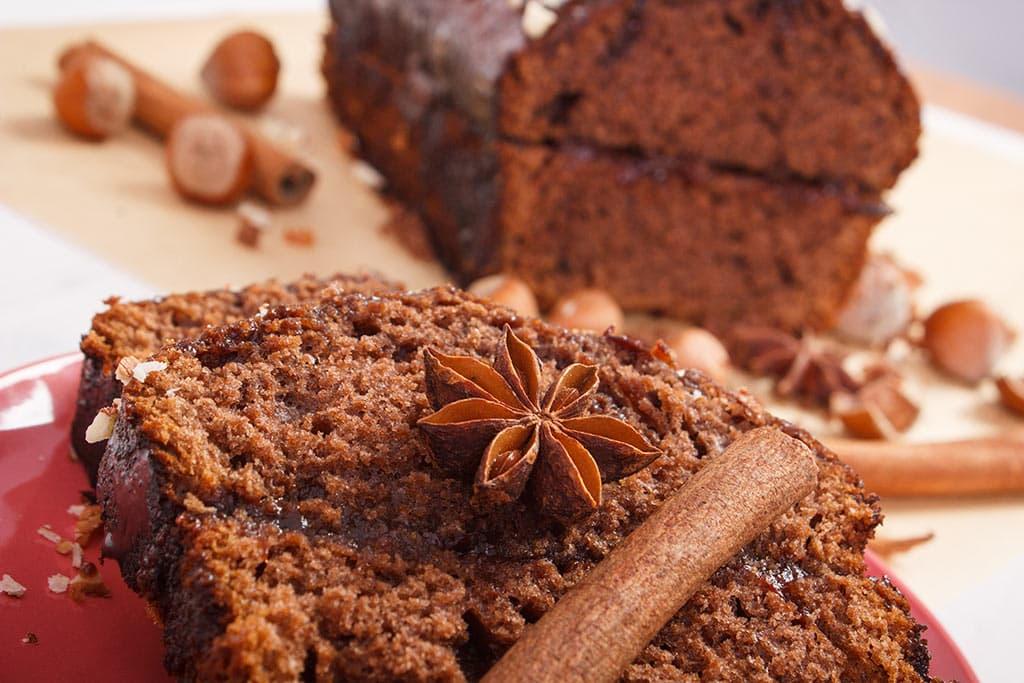 Receta de Pastel sin Gluten de Chocolate