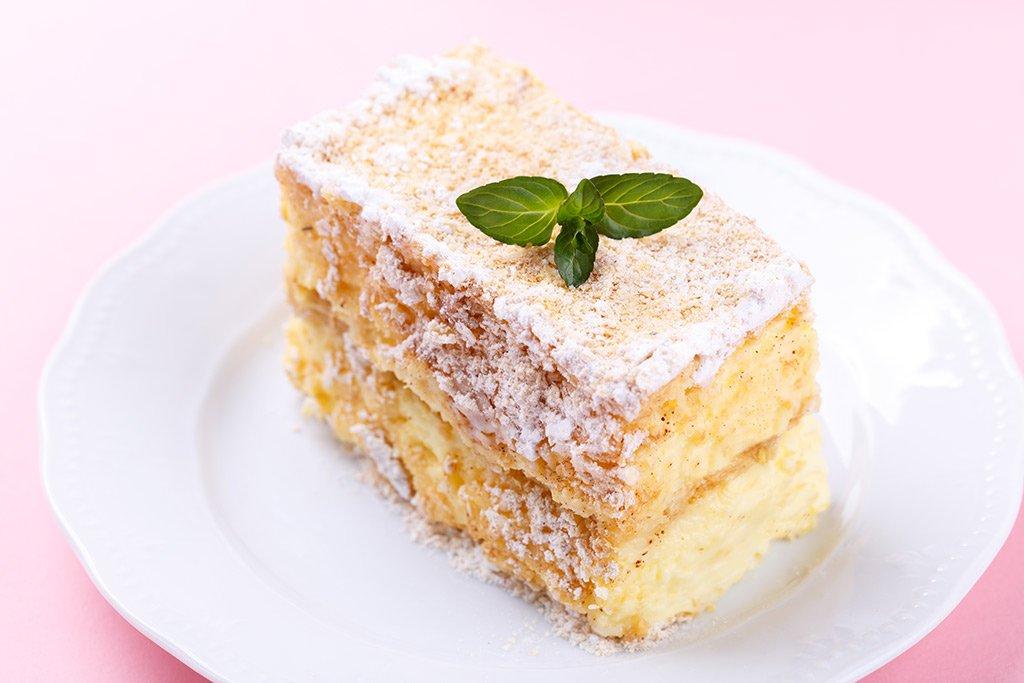 Receta de Pastel sin Huevo