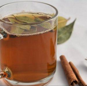 Receta de Té de Canela y Laurel
