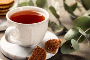 Receta de Té de Eucalipto