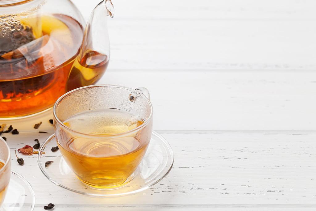 Receta de Té de Frutas