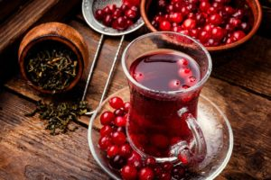 Receta de Té de Frutos Rojos