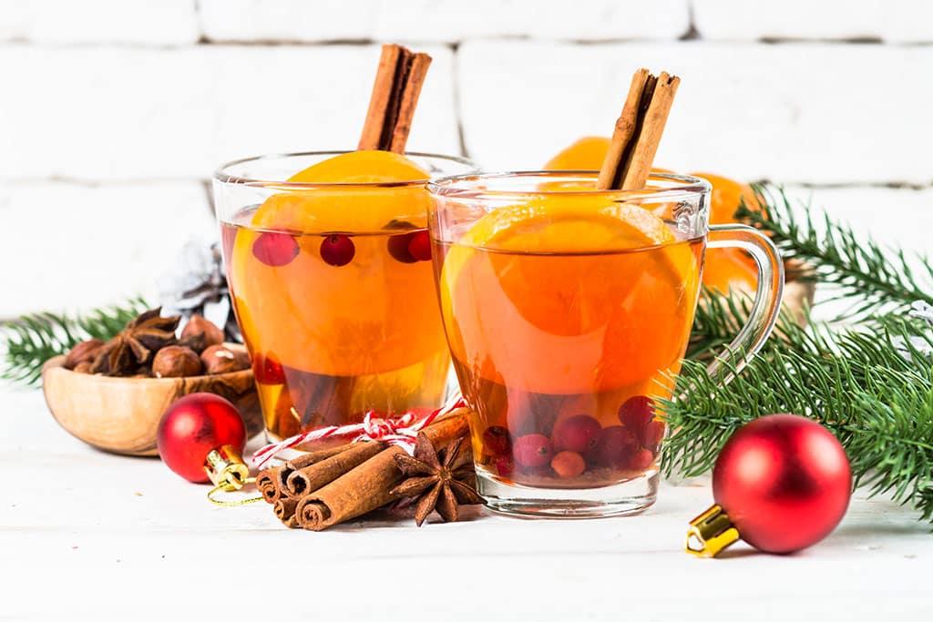 Receta de Té de Naranja