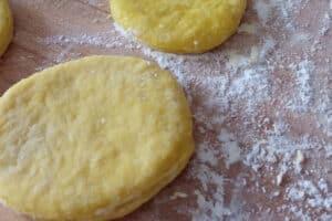 Receta de Galletas de Huevo