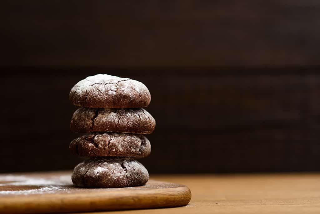 Receta de Galletas de Vainilla y Chocolate