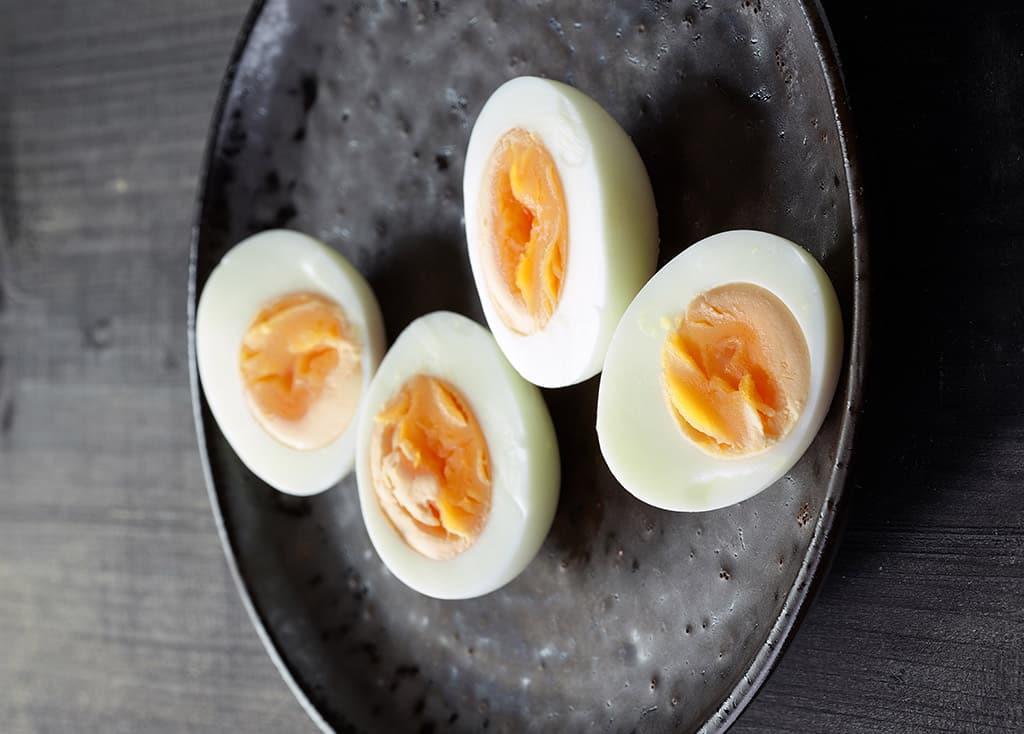 Receta de Huevos Duros