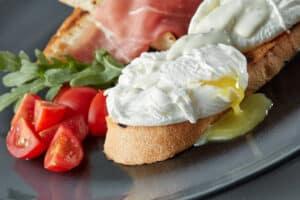 Receta de Huevos Florentinos