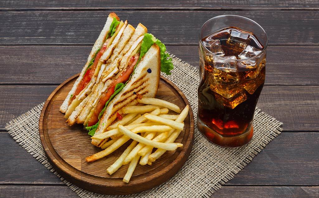 Receta de Sándwich de Pollo Gourmet